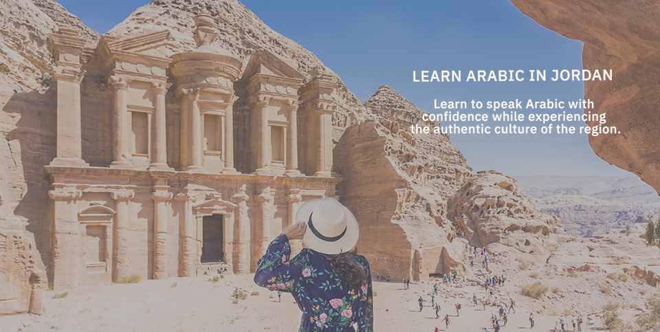 Learn Arabic in Jordan with Berlitz