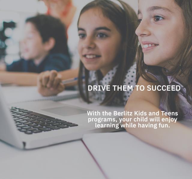 Kids and teens language programs